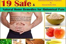 Abdominal Adhesions Natural Treatment