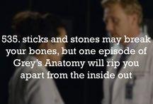 Grey's anatomy / by Lisa Kieffer