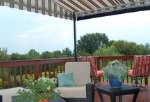 Awning & Shading / by Asher Lasting Exteriors