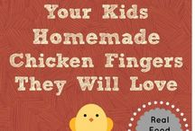 Food for kids / by Tina Tague