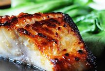 Fish and Seafood / Delicious fish and seafood recipes