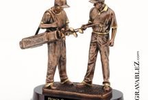 Golf Awards / Awards that are both fun and professional (www.EngravableZ.com)