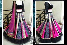 Asian Dresses / A collection of asian dresses