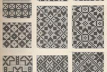 Estland mønster