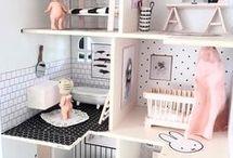 ★ Modern Poppenhuis ★ / #Dollhouse | Een groepsbord vol poppenhuis inspiratie! Wil jij ook mee pinnen op dit bord? Stuur me dan een berichtje.