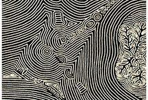 Contemporary Australian Aboriginal Art / Aboriginal art highlights from around the internet...