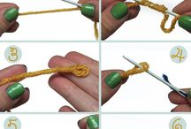 Crochet & Knit Tips / by Emily Kathleen