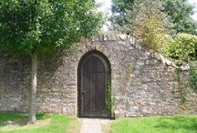 Garden: door