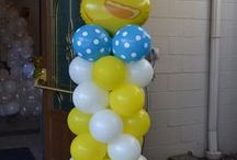 Baby shower duck themes