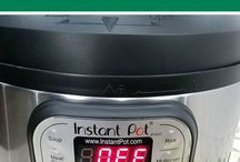 Instant Pot How-To's & Tips...