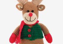Navidad crochet