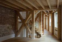Wood&stone residence / L'eleganza della sobrietà, della discrezione, della solidità.