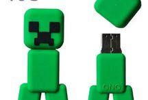 Minecraft USB