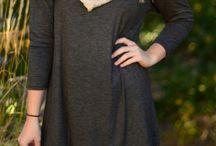 Dress Outfits / Kjole med blonder