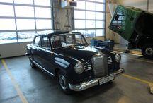 Mercedes W120 180D Ponton (1956) / Mercedes W120 180D Ponton (1956) Restoration Project 2014