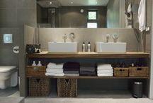 Badezimmer / Ideen