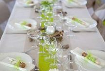 Anniversaires table