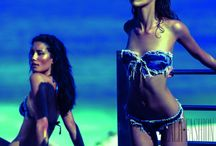 Blue Man - traditional Brazilian brand / One of the most traditional Brazilian brands, created ny David Azulay, who started his adventure of bikini design by creating a bikini for his girlfriend Rosi. A bikini made from jeans cuts became desirable on the beaches of Rio de Janeiro and this is how it all started...