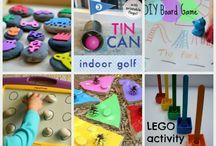 Kreatywne zabawy / Szczególnie lubiane przez Bebecar kreatywne pomysły na różne aktywności i zabawy z naszymi maleństwami. Niech każdy zwyczajny dzień ma w sobie coś twórczego:)