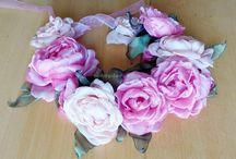 цветы / разные цветочки для декора