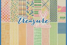 Treasure Collection / by Authentique Paper