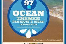 Océan, mer, thème à exploiter