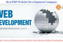 Best PHP Website Development Company