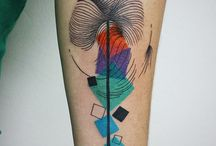 Minhas tatoos