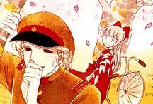 Mademoiselle Anne - Una ragazza alla moda - Haikarasan ga Tooru - Waki Yamato