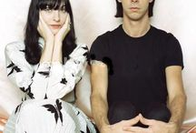 Nick Cave and Susie Bick