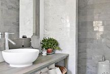 Inspirasjon til huset / Ideer til bad og vaskerom