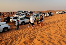 Fun Activities by Dubai Fun Holidays / Feel the Arabian magic with a variety of Dubai tour activities and excursion options.