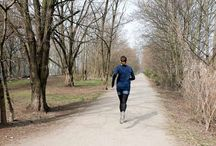 Laufen in Berlin / Running Berlin
