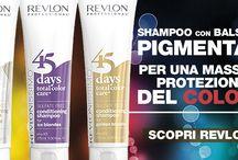 REVLON PROFESSIONAL / Revlon è un'azienda di cosmetici americana fondata nel 1932 da Joseph e Charles Revson assieme a Charles Lachman con sede a New York; è una delle più famose e rinomate aziende per cosmetici e prodotti per la pelle e profumi. Scopri i prodotti disponibili nel nostro shop!