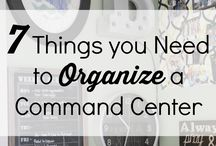 Setting up a command centre at home