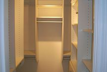 Walk-in-closet ideas