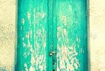 Doors / by Bronwyn Smith