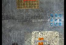 Abstract paintings / by Lulu Juma