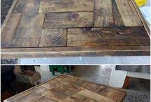 DIY Wood inspiration