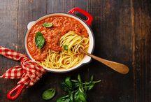 Sauce spaghetti de sœur Angele