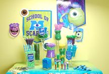Monsters University Candy Buffet / by Candy Galaxy