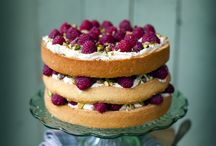 Eat Victoria Sponge / by Tine R