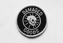 Patched / Patches from around the world
