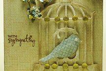 Cards - Birdcage