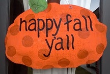Happy Fall Y'all :) / by Ben-Shana Faircloth