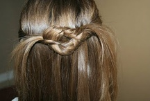 Hairstyles / by Holly Hatton