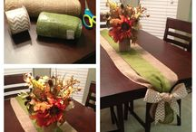 Fall Decor / Decorations for the house
