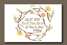 save the date / To get married in Italy is not an easy matter like in Las Vegas but there are so many things to plan and even more details to not lose sight of ... So first of all: Save the date!