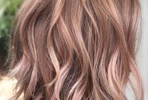 ideas for hair color