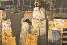Art Cityscape